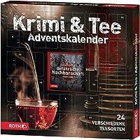 "roth Adventskalender ""Krimi & Tee"", 298 g"