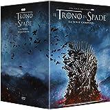 Il Trono Di Spade - Stagione 01-08 (38 Dvd)