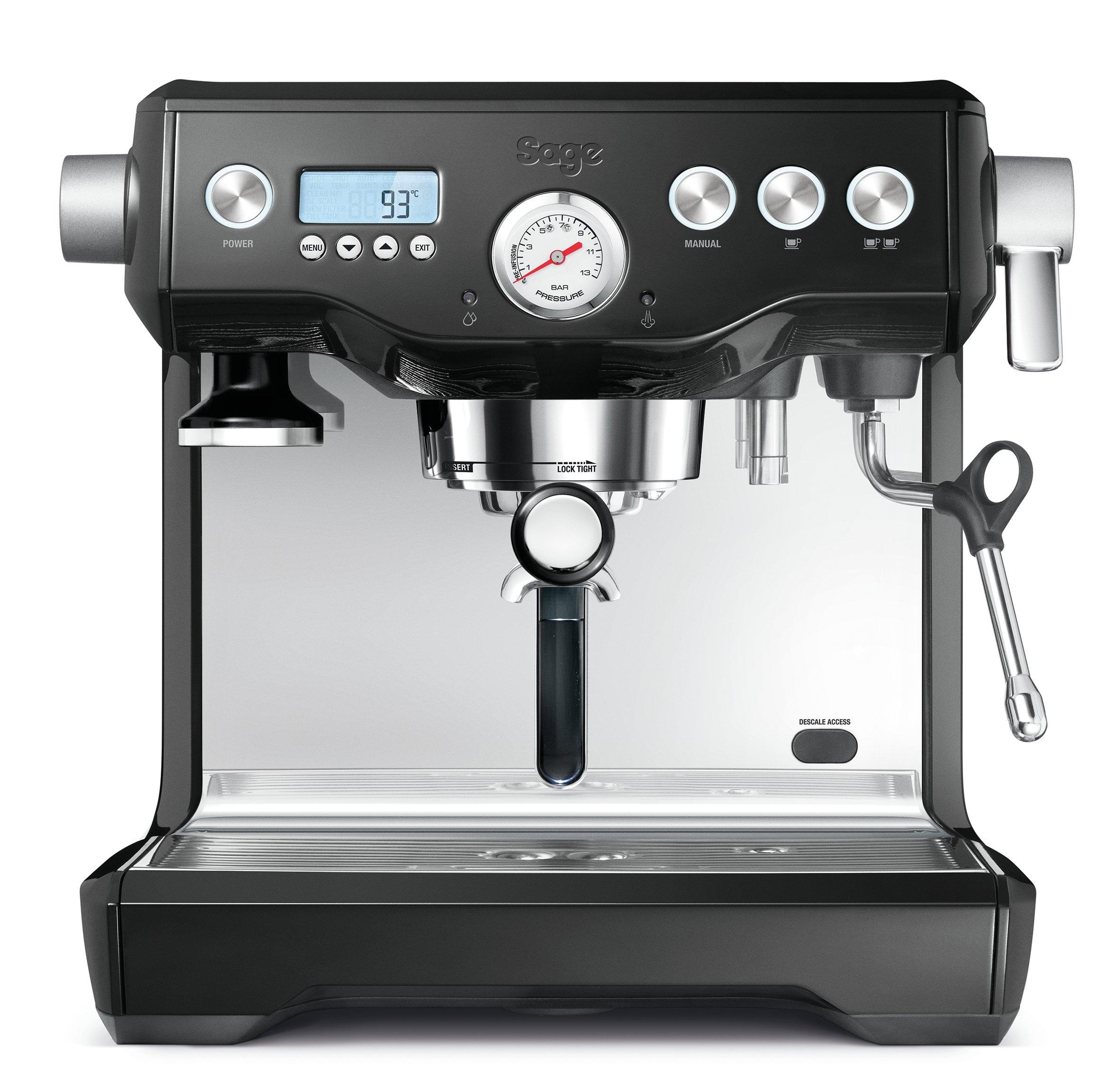 Sage-by-Heston-Blumenthal-the-Dual-Boiler-Coffee-Machine-2200-W-Silver