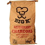 Big K Chilla-Grilla Restaurant Grade Houtskool, 12kg Zak Lumpwood Charcoal
