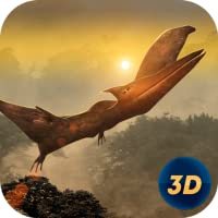 Fliegende Dinosaurier Simulator 3D