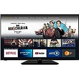 homeX UA50FT5505 Fire TV - 50-Zoll-Fernseher (4K UHD, HDR, Alexa-Sprachsteuerung, Triple-Tuner) [Modelljahr 2021]