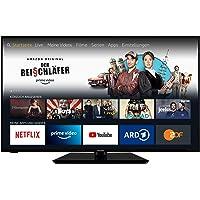 homeX UA43FT5505 Fire TV - 43-Zoll-Fernseher (4K UHD, HDR, Alexa-Sprachsteuerung, Triple-Tuner) [Modelljahr 2021]