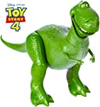 "Disney/Pixar Toy Story 4 Rex Figure, 7"""