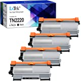 LxTek TN2220 Compatible pour Brother TN-2220 TN2010 TN-2010 Cartouches de Toner pour Brother HL-2130 MFC-7360N DCP-7055W MFC-