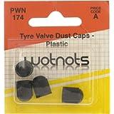 Wot-Nots Pearl Pwn174 Tyre Valve Plastic Dust Cap