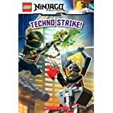 Techno Strike! (LEGO Ninjago: Reader) (LEGO Ninjago Reader Book 9)