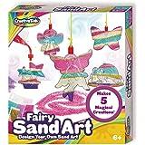 Creative Kids Children's Fairy Sand Art Set Design Your Own Sand Art Craft