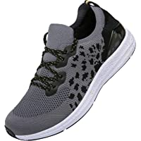KOUDYEN Donna Uomo Scarpe da Ginnastica Corsa Running Sneakers Sportive Fitness Basse Casual