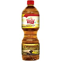 Nature Fresh Kachi Ghani Mustard Bottle, 1L