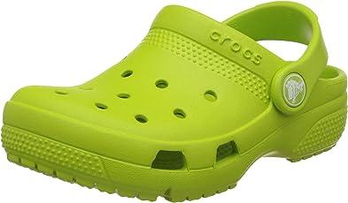 crocs Kids Unisex Coast Clogs and Mules