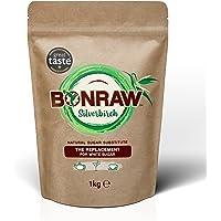 BONRAW Silverbirch Natural Xylitol Sugar 1KG - Alternative Sugar Sweetener - Great Natural Replacement for White Sugar