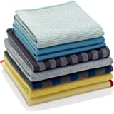 E-Cloth Home Cleaning Set, Assorted Colours, 8 Cloth Set