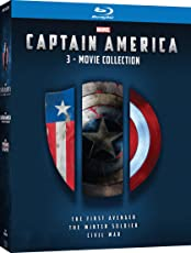 Captain America Trilogy
