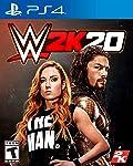 WWE 2K20 PlayStation 4 Smack Down 2020 W2k20
