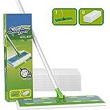 Swiffer - Sweeper Maxi Starterkit - Met 8 Stofdoeken