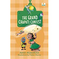 The Grand Chapati Contest: It's not a book, it's a hook! (Hook Books) (Hole Books)