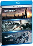 divergent trilogia (3 blu-ray) box set BluRay Italian Import