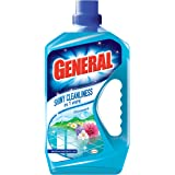 General Floor Cleaner with Flower Scent, 730 ml