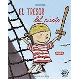 El Tresor Del Pirata: En lletra de PAL i lletra lligada: Llibre per aprendre a llegir en català: 6 (Plou i Fa Sol (TEXT EN LL