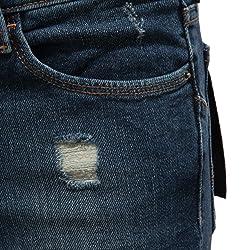 Armani 2879Z Jeans Donna Blue Denim Emporio Push UP FIT Trouser Woman 27
