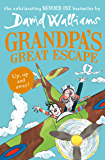 Grandpa's Great Escape (English Edition)