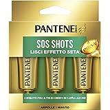 Pantene Pro-V Sos Shots Lisci Effetto Seta, 3 x 15ml
