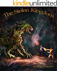The Stolen Kingdom: A Fantasy Book for All Ages