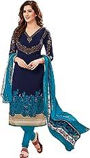 Ishin Women's Dress Material
