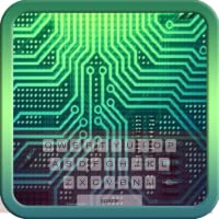 Circuit board PCB Circuitry Electronics Keyboard Theme Free Themes Backgrounds Wallpapers