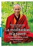 La méditation m'a sauvé: «Tu enseigneras au monde comment guérir» Le Dalaï-Lama