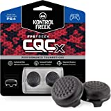 KontrolFreek CQCX Levette per PlayStation 4 Controller (PS4) | 2 medie convessi Levette Performance | Nero
