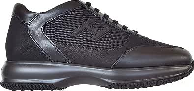 Hogan Scarpe Sneakers Uomo New Interactive H 3D HXM00N0I980LIEB999 Nero