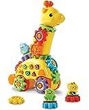 VTech - 199105 - Zooz - Ma Girafe à Engrenage Magique