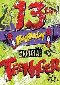 Teenager Geburtstag