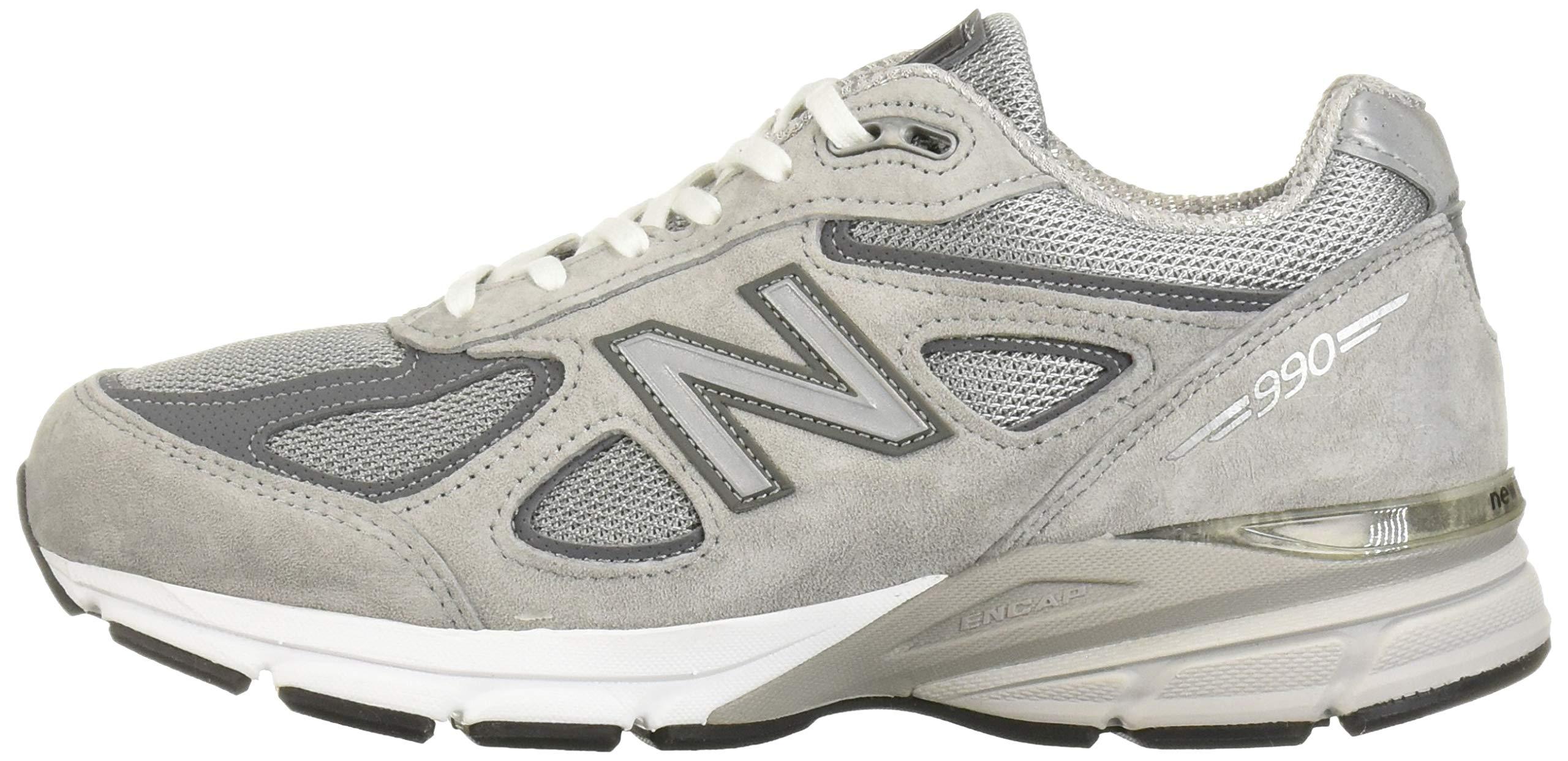81hR6XwVIbL - New Balance Men's 990v4 Running Shoe