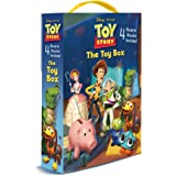 The Toy Box (Disney/Pixar Toy Story): 4 Board Books