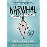 Narwhal: Unicorn of the Sea! (Narwhal and Jelly 1): Funniest children's graphic novel of 2019 for readers aged 5+