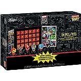 Funko 42752 Marvel Pocket Pop Adventkalender med Minifigurer, Färgglad