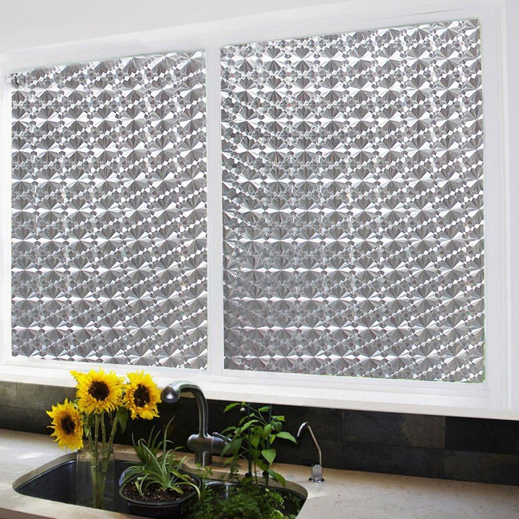 Amazon Soriace Prämie 3D Statische Fensterfolie Sonnenschutz