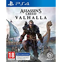 Assassin's Creed Valhalla Standard Edition (Free PS5 Upgrade)