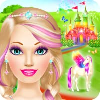 Magic Princess Salon: Spa, Makeup and Dress Up Girls Makeover Game - Full Version