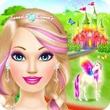 Magic Princess Salon: Spa, Makeup and Dress Up Jeux de Filles