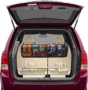 Lebogner Rücksitz Kofferraum Organisator 5 Taschen Perfekte Auto Organisation Auto