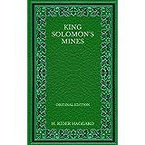 King Solomon's Mines - Original Edition