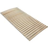 MaDeRa Natura Federleisten Rollrost, extrem stabil, aus Birkenschichtholz auch für Wohnmobile Größe 80x200