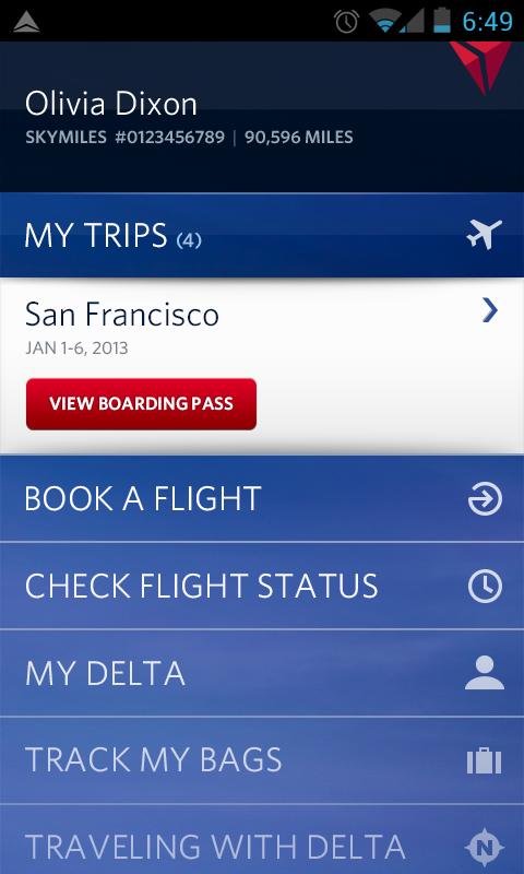 Fly Delta: Amazon.de: Apps für Android on