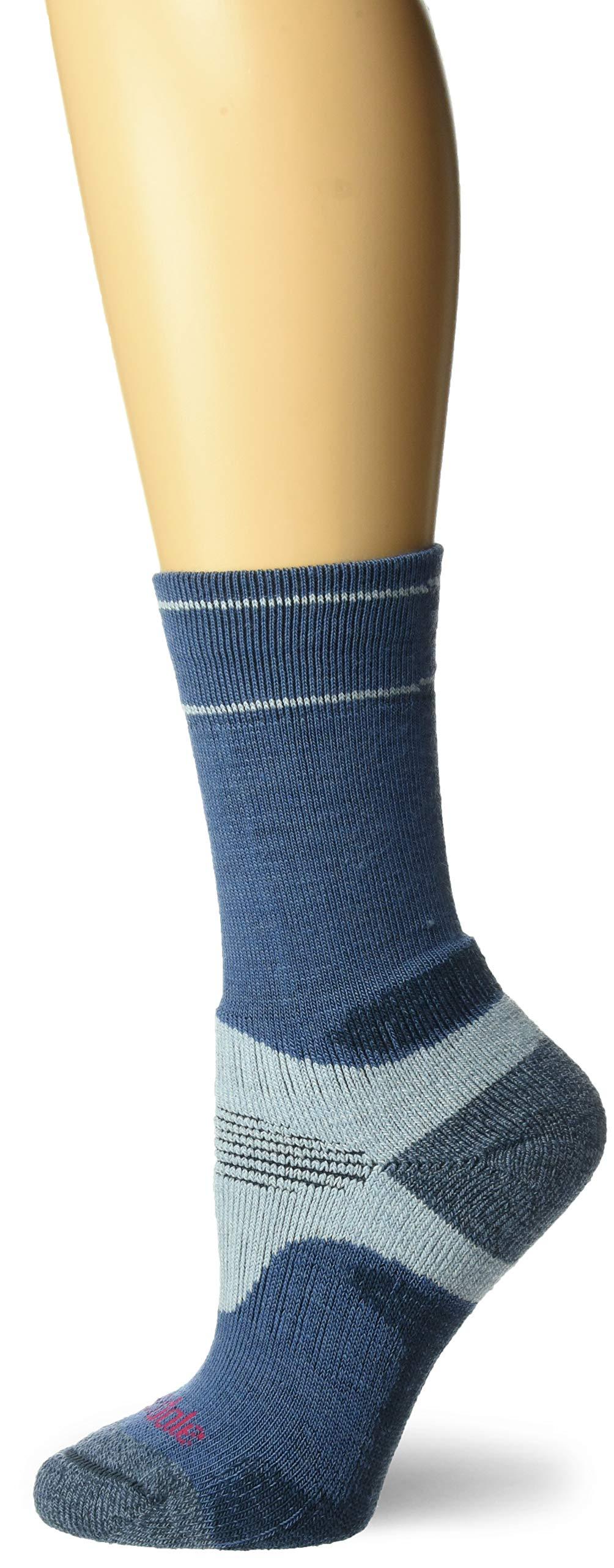 Bridgedale Women's Hike Midweight Boot Height- Merino Endurance Socks 1