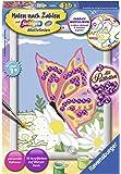 Ravensburger Malen nach Zahlen 28474 - Schmetterling