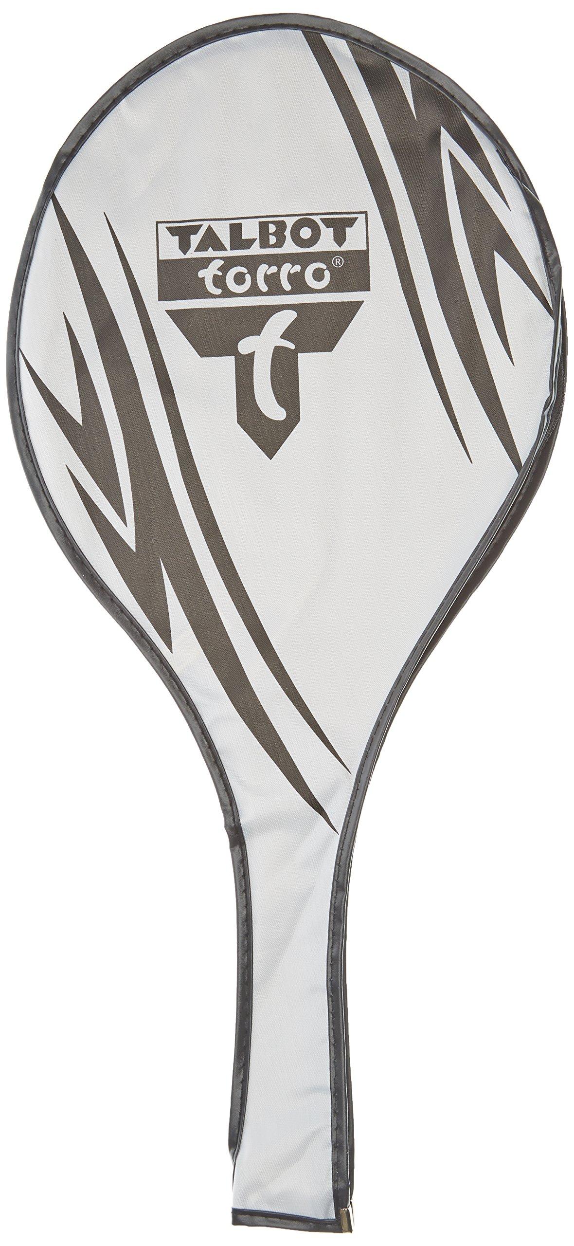 Talbot Torro 449156 - Bolsa para material de squash, color negro, talla Talla única